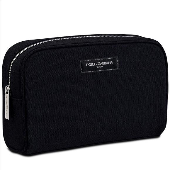 eb2e2e7e92 Dolce gabbana pouch beauty cosmetic bag new